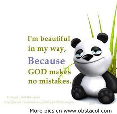 I'm beautiful in my way cause god makes no mistakes (: Quotable Quotes, Faith Quotes, Funny Quotes, Make You Smile, Give It To Me, How To Make, Uplifting Words, Give Me Strength, Positive Words