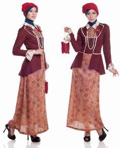 Butik Jeng Ita - Produk Busana dan Fashion Cantik Terbaru: Baju Muslim Modern Untuk Ke Pesta