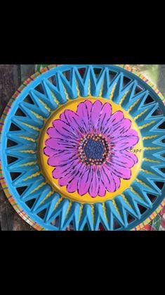 Daisy Painting, Beach Mat, Garden Ideas, Outdoor Blanket, African, Landscaping Ideas, Backyard Ideas