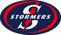 Stormers logo image: The Stormers is a South African professional Rugby union team. Rugby Sport, South Africa Rugby Team, Rugby Images, Super Rugby, Team Mascots, World Rugby, Great Logos, Chicago Cubs Logo, Sports Logos