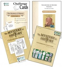 The Mystery of History Volume I Super Supplemental Collection