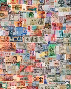 Color Of Money, a 2000 piece jigsaw puzzle by Springbok Puzzles.