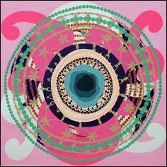 beatriz Milhazes via http://durhampress.wordpress.com/category/beatriz-milhazes/page/2/