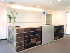Image result for lobby reception desk