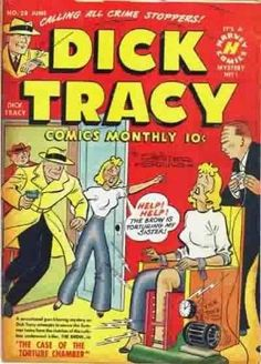 14 best dick tracy images on pinterest comics comic books and mqa0adaanga3adma fandeluxe Choice Image