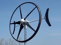 SWIFT: Ultra Quiet Rooftop Wind Turbine I would like some type of wind power at our house.