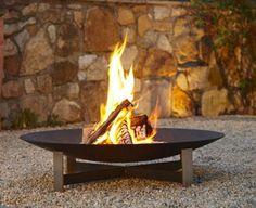 Feuerschalen und Feuerkörbe für jeden Garten - [LIVING AT HOME]