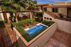 San Angel Suites Cabo San Lucas Within walking distance from the Harbour and main shops, San Angel Suites is located in the Pedregal area of Cabo San Lucas. It features air-conditioned suites, a large spa bath and free Wi-Fi.