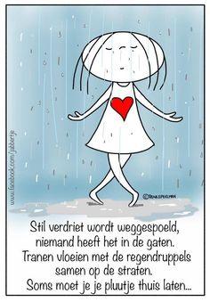 Stil verdriet... #Jabbertje