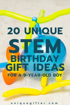 20 stem birthday gift ideas for an 8 year old girl 20 stem birthday gift ideas for a 9 year old boy negle Image collections