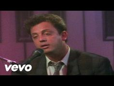 Music video by Billy Joel performing Piano Man. YouTube view counts pre-VEVO: 4,421,628 (C) 1985 SONY BMG MUSIC ENTERTAINMENT