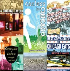 Books for Chicago fans of all kinds from Lake Claremont Press: Carless in Chicago, A Chicago Tavern, The Beat Cop's Guide to Chicago Eats, A Treasury of Chicago Maritime History, Graveyards of Chicago, A History of Zoning in Chicago, and many, many more: http://www.ipgbook.com/ipg-bookstore-pages-30.php#by_Publisher_lla