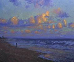 Maher Art Gallery: Andre Lucero | American Plein Air painter