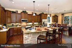 Model Home Gallery - David Weekley Homes
