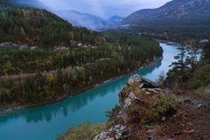 Река Катунь, Алтай