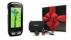 Garmin Approach G8 GIFT BOX Bundle  Includes Handheld Golf GPS Belt Clip PlayBetter Protective Case PlayBetter Wall  Car USB Charging Adapters * Details can be found by clicking on the image.