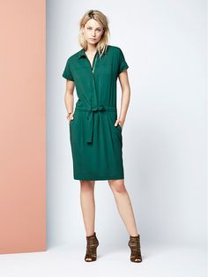 Izelle shirt dress - Dresses Shop the new season collection online