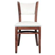 Austere Restaurant Chairs at our NEW Showroom in Miami. Factory pricing. Call 305-697-2217 for details.