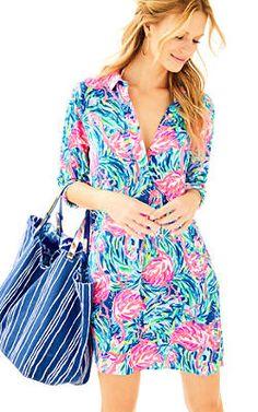 043127f3893 Lilly Pulitzer Lillith Tunic Dress Lace Tunic