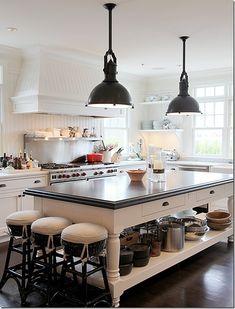 Kitchen Ideas. Well Designed Kitchen.