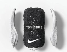 Design Meline Katchi has created a super innovative, Carbon infused sneaker concept. Nike Design, Logo Design, Carbon Molecule, Adidas Sneakers, Shoes Sneakers, Adidas Boost, Nike Tech, Textures Patterns, Designer Shoes