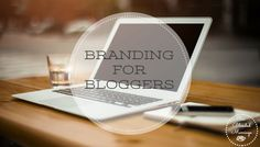 Tips for branding your blog - looking at colors and fonts when planning your design