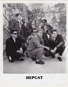 Hepcat.  Thank you Clifton na man me like.