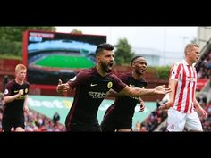 All Goals and Highlight Stoke City vs Manchester City [1-4] EPL 20/08/2016
