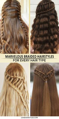 A ladder braid hairstyle is definitely worth mastering. First of all, it is not so difficult to create it. Click to see our gallery!