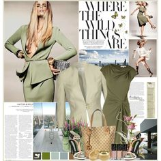 """""""Marloes Horst"""" by kristina01 on Polyvore"""