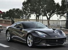 Ferrari F12 - Monaco