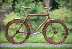 Le vélo en question !
