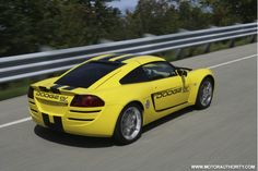 All-electric Dodge concept previews new production sports car ...