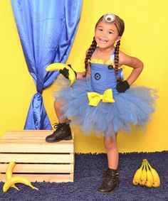 One in a minion by bumblebugbowtique on Etsy, $95.00...Ryan Needs this outfit