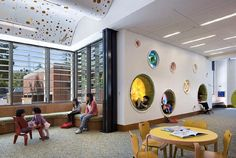 Los Gatos LEED Library by Noll & Tam Architects | Inthralld http://inthralld.com/2012/09/los-gatos-leed-library-by-noll-tam-architects/