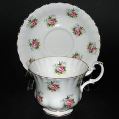 Forget Me Not Rose Teacup at Classy Option - Royal Albert Tea Cups