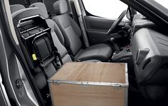 The New Peugeot Partner small van will meet all your needs and increase your day-to-day enjoyment. Bench Seat, Peugeot, Car Seats, Van, Interior, Indoor, Interiors, Vans, Vans Outfit