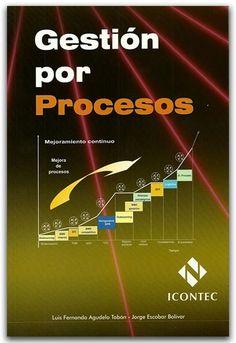 Gestión por procesos - Instituto Colombiano de Normas Técnicas y Certificación, ICONTEC    http://www.librosyeditores.com/tiendalemoine/administracion/2317-gestion-por-procesos.html    Editores y distribuidores.
