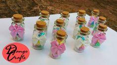 Lucky Stars Fairy Vials by DangoCrafts on Etsy