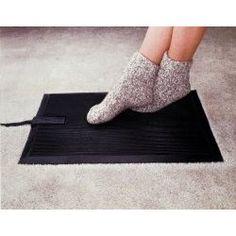Foot Warmer Mat - Cozy by Bird-X #cozy #fallessentials