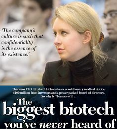Theranos is developing a miniature medical device that can detect hundreds of diseases with a minute amount of blood, and is opening in-store, sample-collection centers in Walgreens. #science #STEM #biotech #tech #health