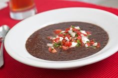 I have been looking for recipes to get more black beans in my diet. This sounds amazing.