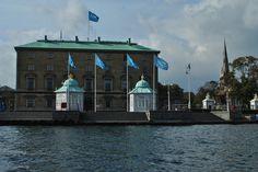 At the harbour, Copenhagen