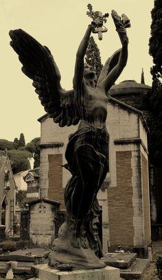 Verano Cemetery, Rome