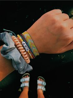 VSCO - - accessories & more - Bracelets Pony Bead Bracelets, Kandi Bracelets, Summer Bracelets, Cute Bracelets, Pony Beads, Bracelets For Men, Gold Bracelets, Beaded Friendship Bracelets, String Bracelets