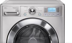 LG Washer Control Panel and Error Codes