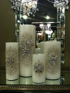 Moda Dora Candles designed for Lisa Vanderpump!