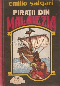 Piratii Din Malaiezia - Emilio Salgar