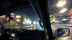 GoPro Nightlapse while driving