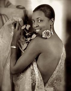 Ethel Waters 1939. First African American to star in her own television program, Ethel Waters, The Ethel Waters Show, on NBC.